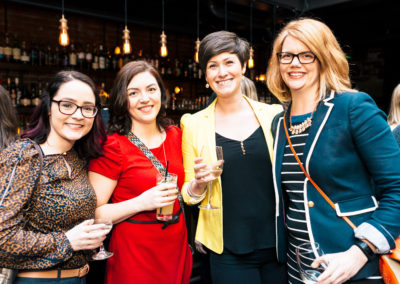 March 2017 Leading Ladies Networking at Lot Six 010