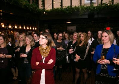 Leading Ladies Networking with Menna Riley
