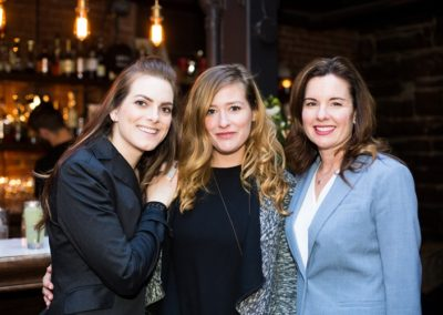 Leading Ladies Networking Photo by Chantal Routhier Photography