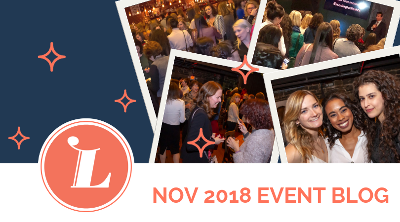 Leading Ladies Networking 2018 Wrap Party November 22