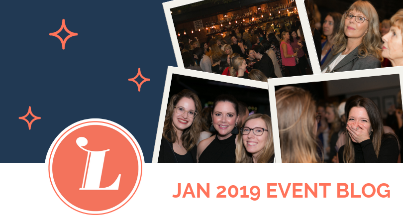 Leading Ladies Networking January 2019 Event Blog