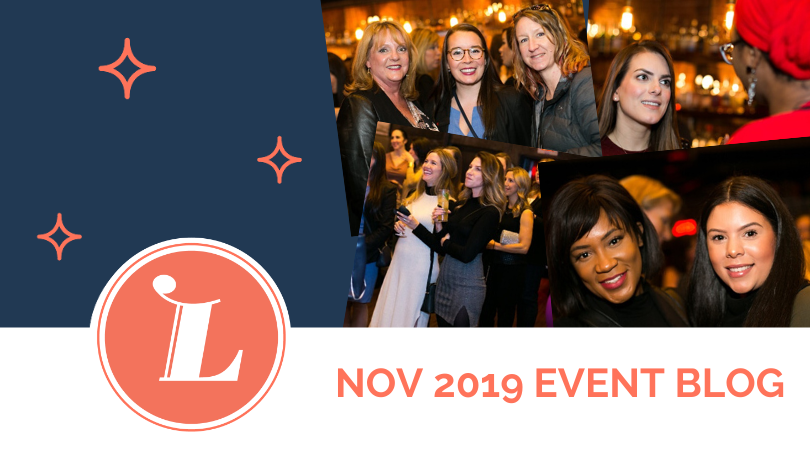 Leading Ladies Networking November 2019 Event Blog